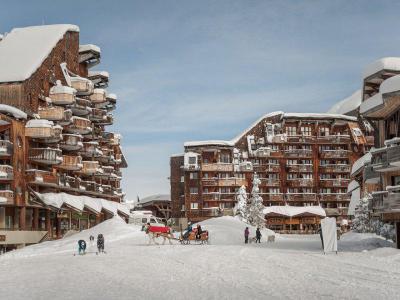 Rent in ski resort Résidence Pierre & Vacances Saskia Falaise - Avoriaz