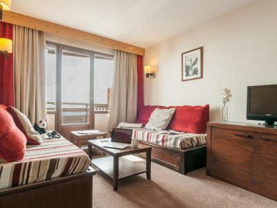 Location au ski Appartement 2 pièces 4-6 personnes (26) - Résidence Pierre & Vacances Saskia Falaise - Avoriaz