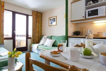 Location au ski Residence Pierre & Vacances Saskia Falaise - Avoriaz - Table