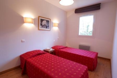 Location au ski Appartement 2 pièces 4 personnes - Residence Domaine De La Vallee D'ax - Ax-Les-Thermes - Chambre