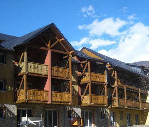 Residence Les Chalets D'ax