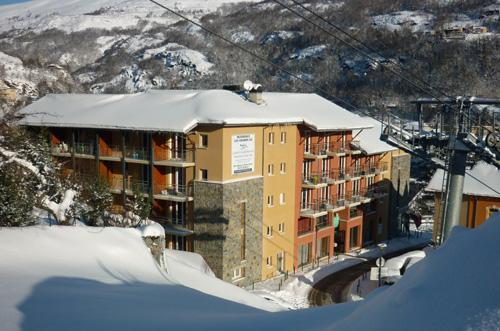 Ski hors vacances scolaires Residence Les Grands Ax