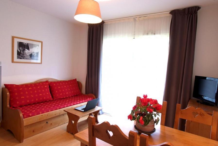 Rent in ski resort Résidence Domaine de la Vallée d'Ax - Ax-Les-Thermes - Bench seat