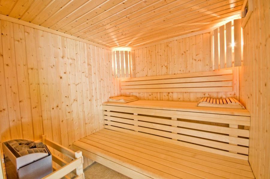 Location au ski Résidence Lagrange les Chalets d'Ax - Ax-Les-Thermes - Sauna