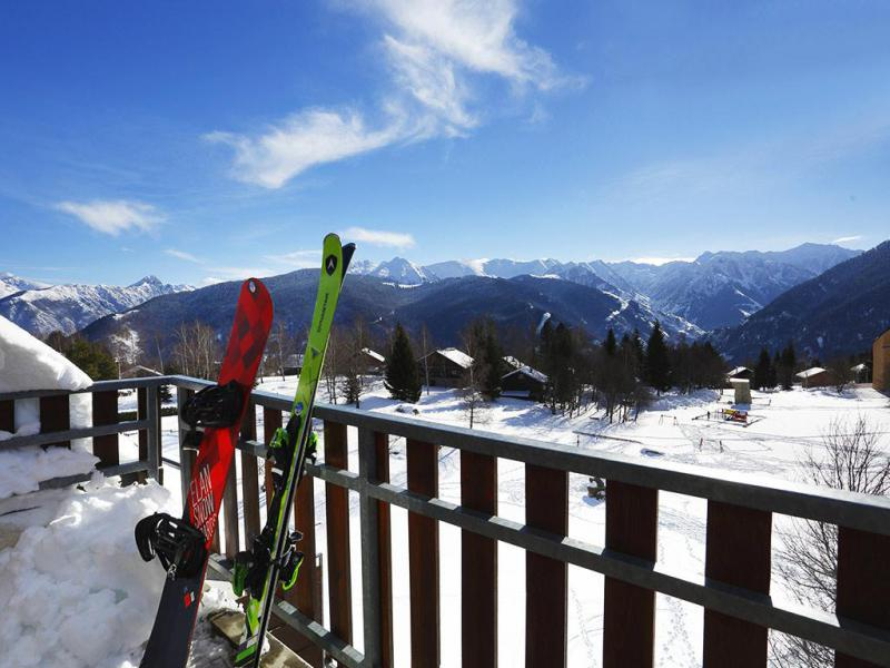 Rent in ski resort Résidence les Balcons d'Ax - Ax-Les-Thermes