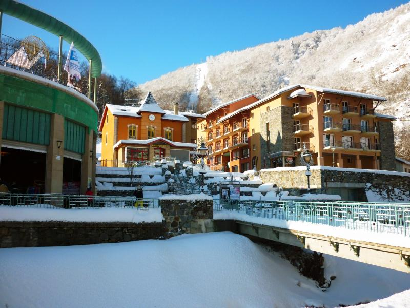 Alquiler al esquí Résidence les Grands Ax - Ax-Les-Thermes - Invierno