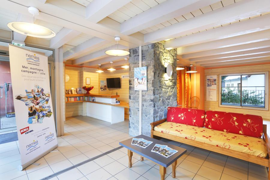 Location au ski Residence Les Grands Ax - Ax-Les-Thermes - Réception