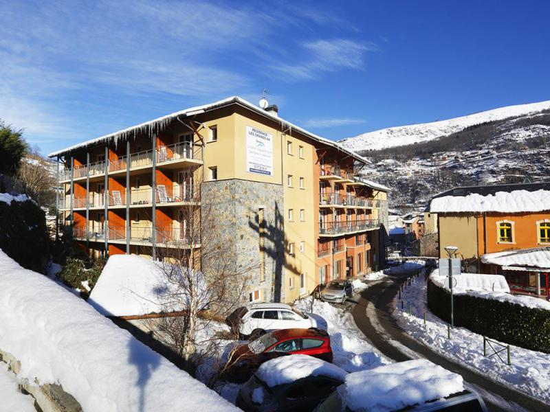 Rent in ski resort Résidence les Grands Ax - Ax-Les-Thermes