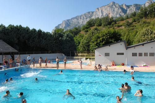Location au ski Vvf Villages Les Cigalieres - Ax-Les-Thermes - Piscine