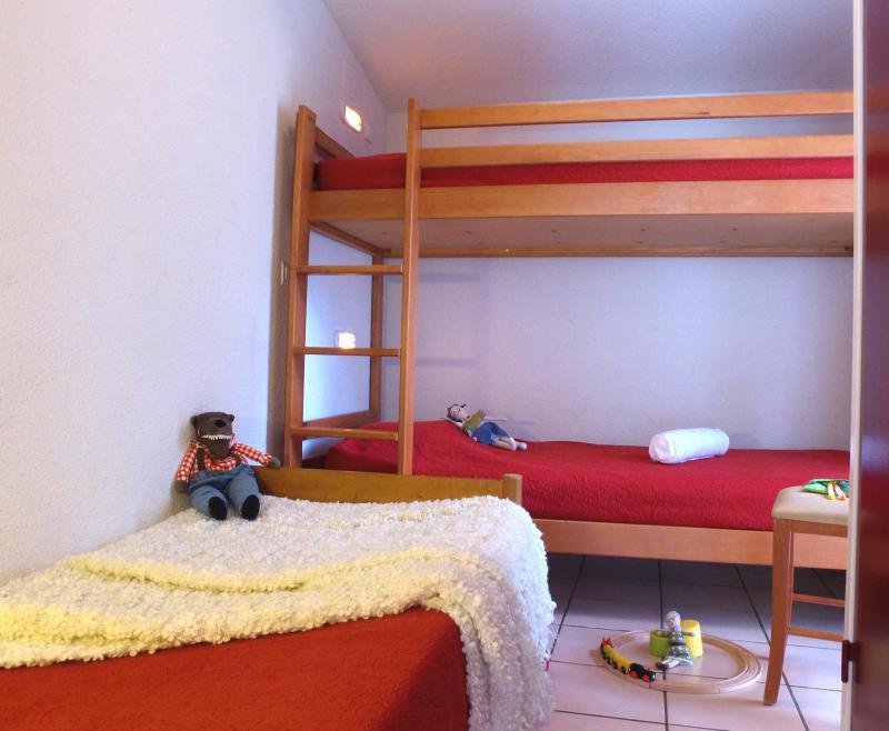 Аренда на лыжном курорте VVF Villages les Pyrénées Ariégeoises - Ax-Les-Thermes - Двухъярусные кровати