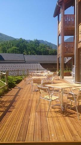 Location au ski Residence Domaine De La Vallee D'ax - Ax-Les-Thermes - Intérieur
