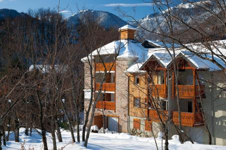 Location Ax-Les-Thermes : Residence Lagrange Les Chalets D'ax hiver