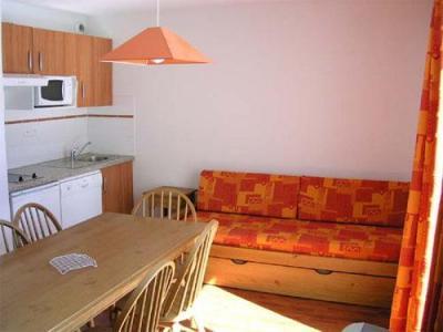 Location au ski Appartement 2 pièces cabine 6 personnes - Residence Les Balcons D'ax - Ax-Les-Thermes - Séjour