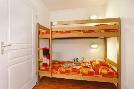 Аренда на лыжном курорте Résidence les Balcons d'Ax - Ax-Les-Thermes - Двухъярусные кровати