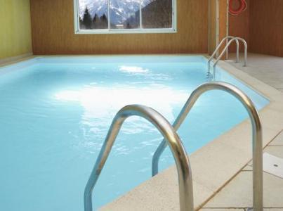 Location au ski Residence Les Balcons D'ax - Ax-Les-Thermes - Piscine