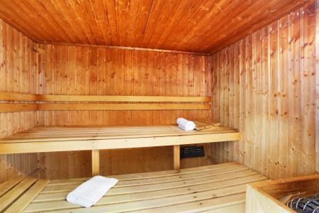 Location au ski Résidence les Balcons d'Ax - Ax-Les-Thermes - Sauna