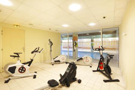 Location au ski Residence Les Grands Ax - Ax-Les-Thermes - Espace fitness