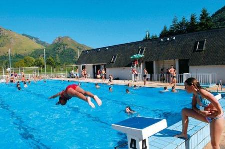 Location au ski Vvf Villages Les Cigalieres - Ax-Les-Thermes - Piscine