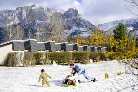 Wynajem Ax-Les-Thermes : VVF Villages les Pyrénées Ariégeoises zima