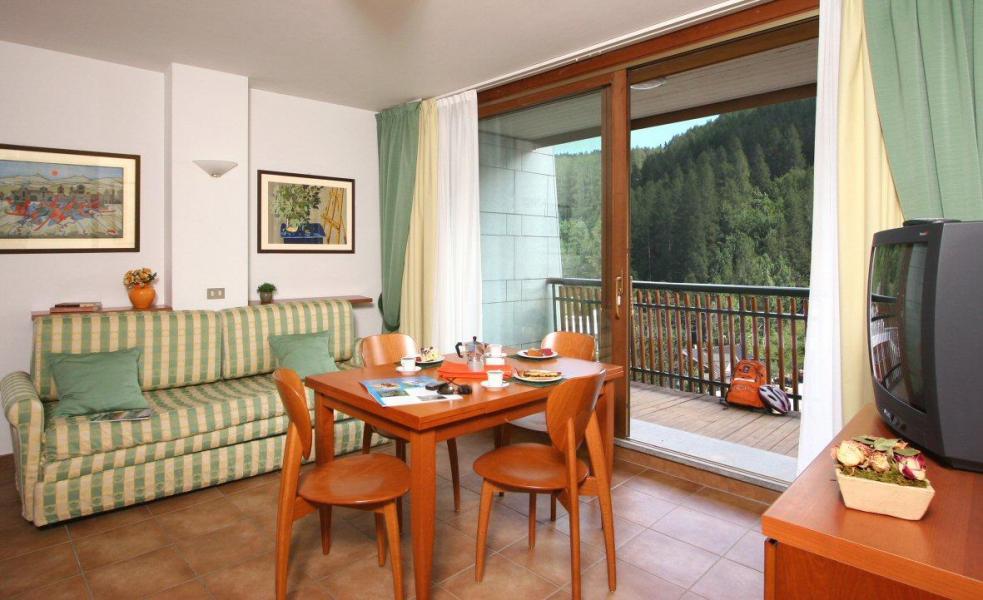 Location au ski Résidence Campo Smith - Bardonecchia - Coin repas