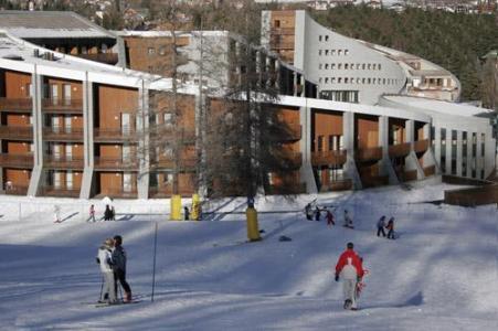 Location au ski Residence Campo Smith - Bardonecchia - Extérieur hiver