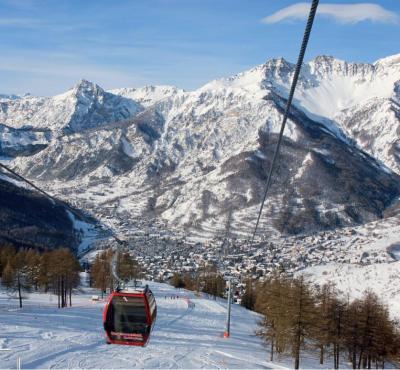 Location au ski Résidence Campo Smith - Bardonecchia - Extérieur hiver