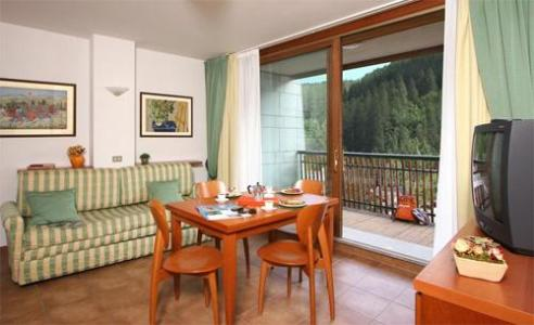 Location au ski Appartement 2 pièces 4 personnes (standard) - Residence Campo Smith - Bardonecchia - Séjour