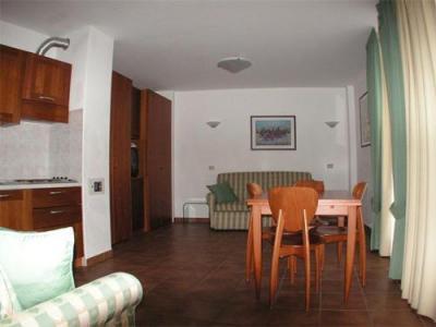 Location au ski Studio 3 personnes - Residence Campo Smith - Bardonecchia - Séjour