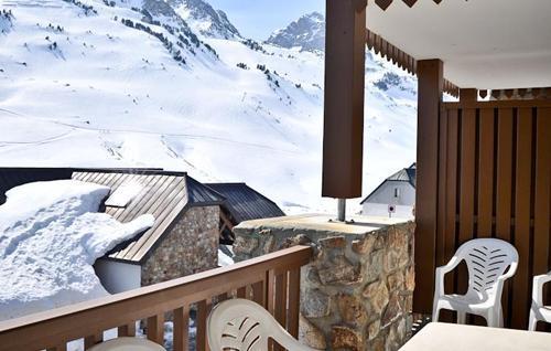 Location au ski Residence Pic Du Midi - Barèges/La Mongie - Balcon