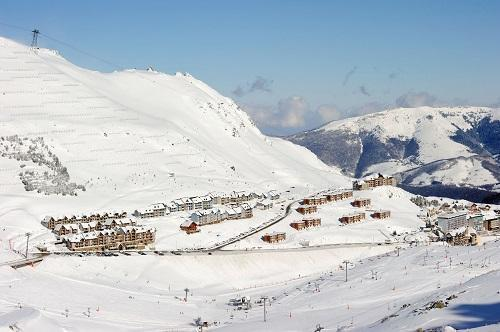 Location Residence Tourmalet hiver