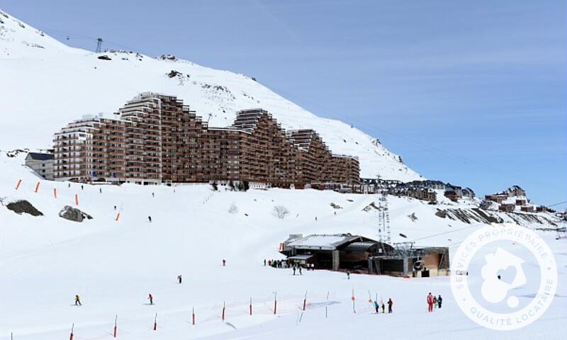 Аренда на лыжном курорте Апартаменты 2 комнат 6 чел. (Confort 36m²-7) - Résidence le Montana - Maeva Home - Barèges/La Mongie - зимой под открытым небом