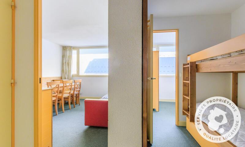 Аренда на лыжном курорте Апартаменты 2 комнат 6 чел. (Budget 36m²-4) - Résidence le Montana - Maeva Home - Barèges/La Mongie - зимой под открытым небом