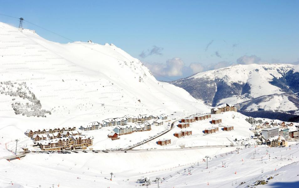 Location au ski Résidence Pic du Midi - Barèges/La Mongie - Extérieur hiver
