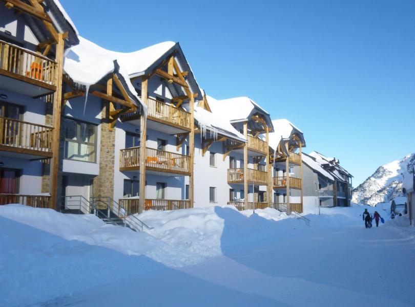 location chalet ski bareges
