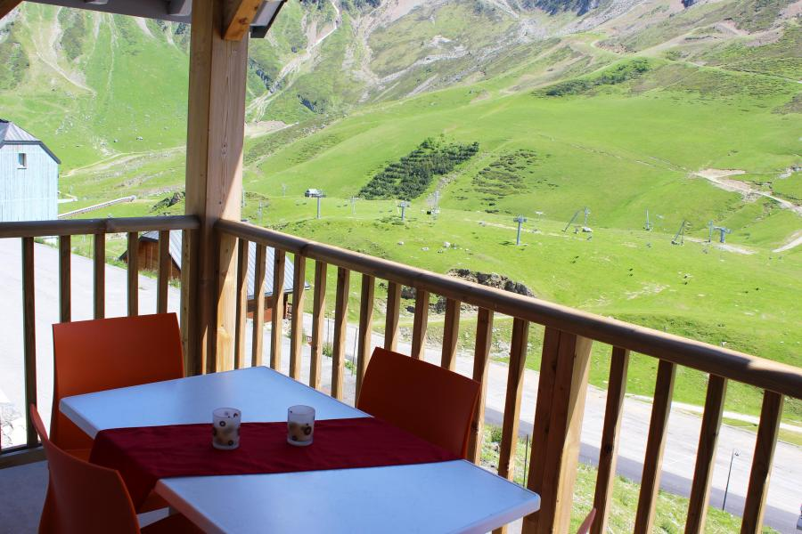 Аренда на лыжном курорте Résidence Tourmalet - Barèges/La Mongie - Балкон