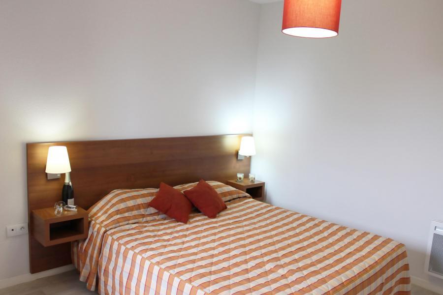 Аренда на лыжном курорте Résidence Tourmalet - Barèges/La Mongie - Двухспальная кровать