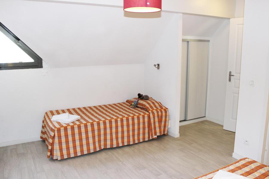 Аренда на лыжном курорте Résidence Tourmalet - Barèges/La Mongie - Односпальная кровать