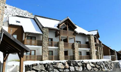 Аренда на лыжном курорте Résidence le Pic du Midi - Maeva Home - Barèges/La Mongie - зимой под открытым небом