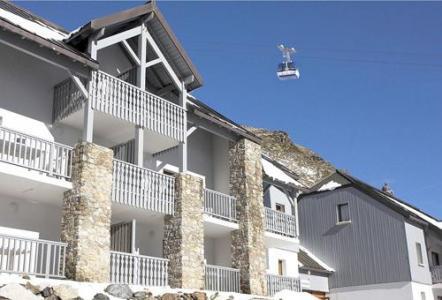 Location au ski Residence Pic Du Midi - Barèges/La Mongie - Extérieur hiver