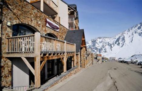 Location au ski Residence Tourmalet - Barèges/La Mongie - Extérieur hiver