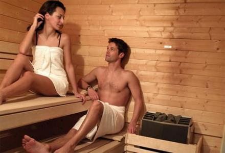 Location au ski Residence Tourmalet - Barèges/La Mongie - Sauna