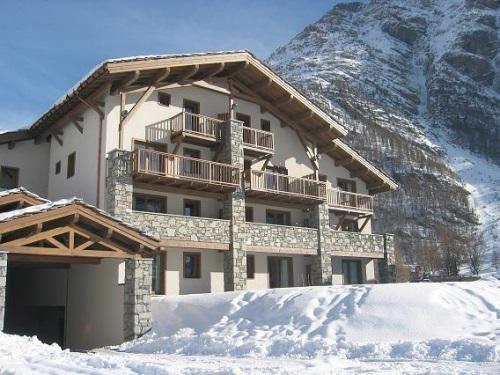 Ski en avril Residence Le Clos Vanoise