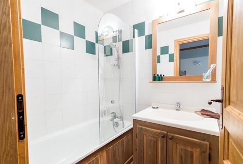 Location au ski Residence Le Clos Vanoise - Bessans - Salle de bains