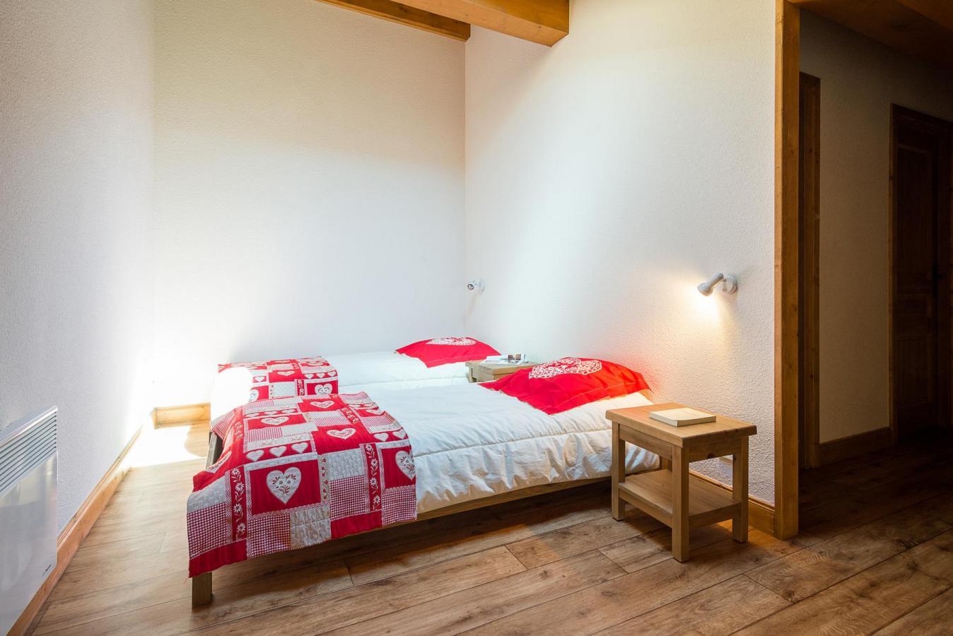 Location au ski Residence Le Clos Vanoise - Bessans - Chambre