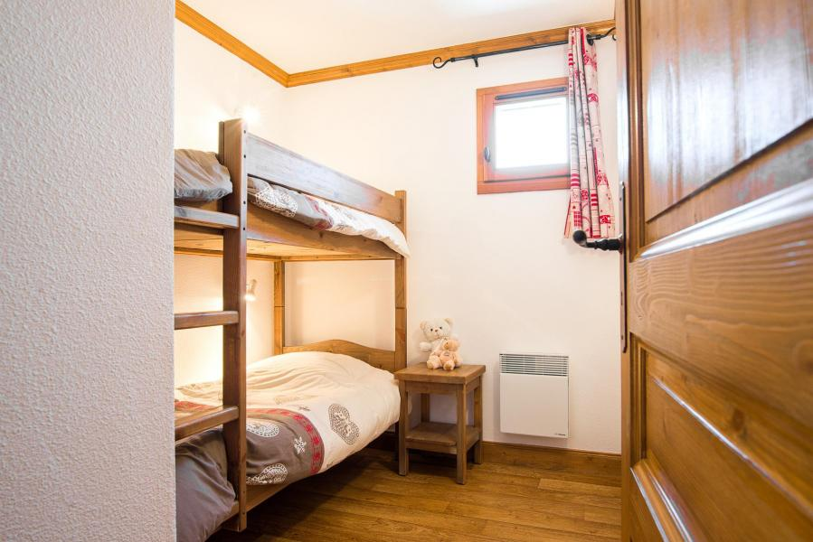 Rent in ski resort Residence Le Clos Vanoise - Bessans - Bunk beds