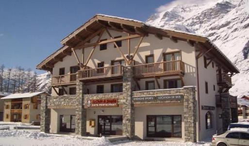 Location Residence Le Clos Vanoise hiver