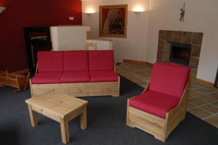 Rent in ski resort Résidence le Clos Vanoise - Bessans - Reception