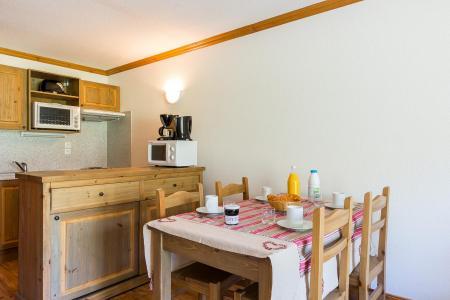Rent in ski resort Résidence le Clos Vanoise - Bessans - Dining area
