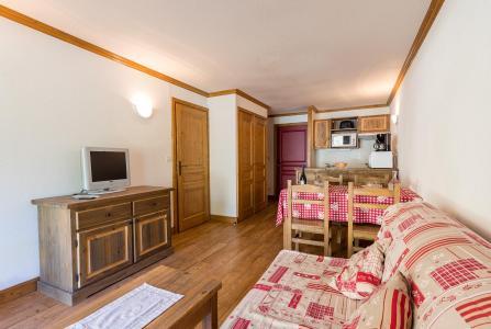 Rent in ski resort Résidence le Clos Vanoise - Bessans - Living room