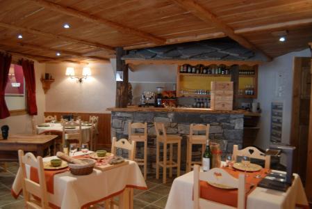 Location au ski Residence Le Clos Vanoise - Bessans - Intérieur